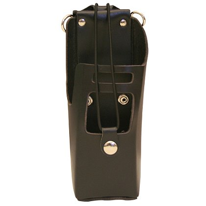 Leathersmith Radio Case Fits E.F. Johnson Viking CM w/Large Battery, E.F. Johnson Viking CM w/Small Battery, or Kenwood TK-480