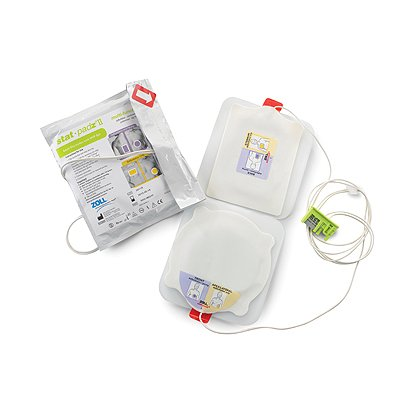 ZOLL: Stat-padz® II Multi-Function Defibrillator Electrodes for AED Plus & AED Pro