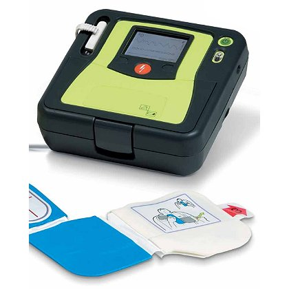 Zoll: AED Pro Automated External Defibrillator