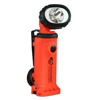 Streamlight: Knucklehead Spot Fire/Rescue Light, Alkaline or Rechargeable
