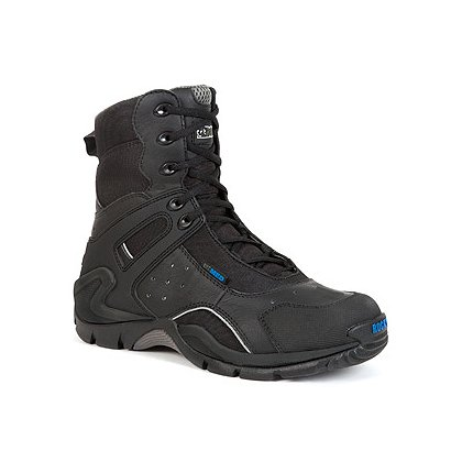 "Rocky: 1st Med, 8"" Men's EMS Boot, Waterproof, BBP, Comp Toe, Side Zip"