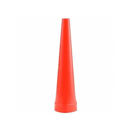 NIGHTSTICK: Red Safety Cone