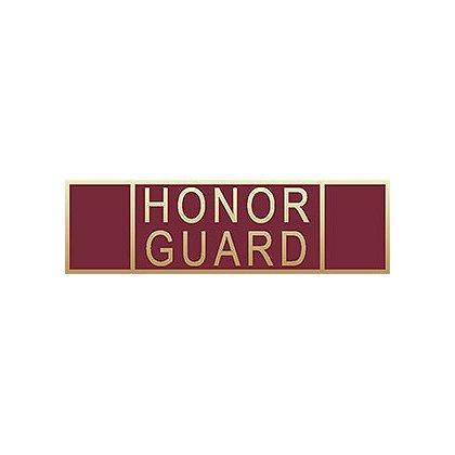 Blackinton: Honor Guard Commendation Bar