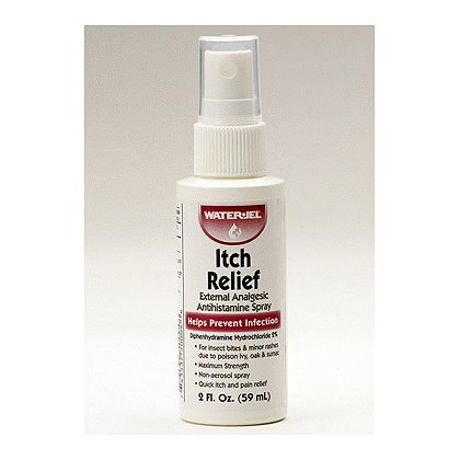 Waterjel Itch Relief Spray
