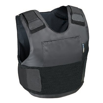 Armor Express Vortex Level IIIA Body Armor, 2 Revolution Carriers with Tails, 5