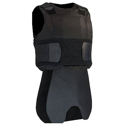 Armor Express Halo Level II, Female Body Armor, 2 Revolution Carriers with Tails, 5