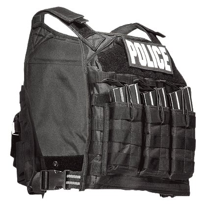 Armor Express: Rapid Base Plate Carrier