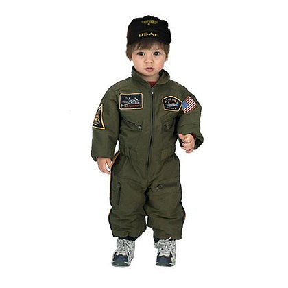 AeroMax Jr. Armed Forces Pilot Suit