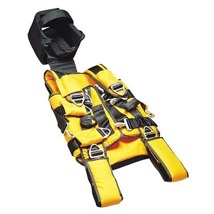 Allied Healthcare: LSP Half Back Backboard Extrication/Rescue Vest