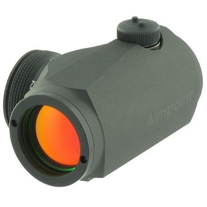 Aimpoint Micro T-1 2 MOA ACET Technology, Night Vision Compatible