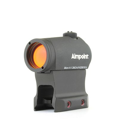 Aimpoint: Micro H-1 Red Dot Sight with FREE Daniel Defense Mount