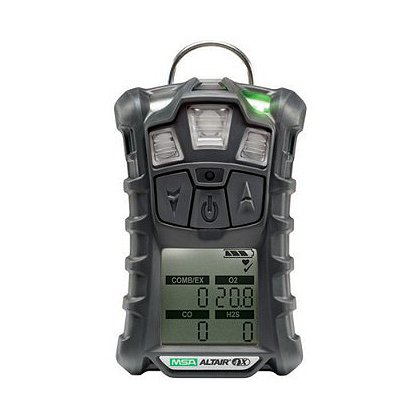 MSA ALTAIR 4X Multigas Detector with XCell Sensor Technology