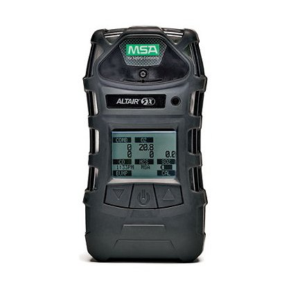 MSA: ALTAIR 5X Multigas Detector with XCell Sensor Technology