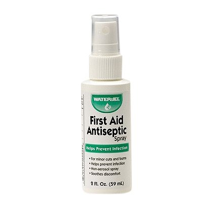 WaterJel First Aid Antiseptic Spray