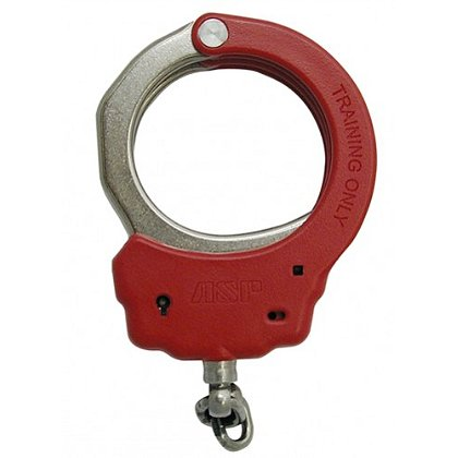 ASP Red Training Handcuffs