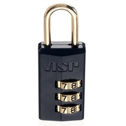 ASP: Three Disc Combination Lock