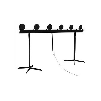 Action Target Reactive Knock-Down Action Plate Rack
