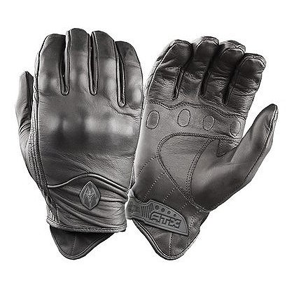 Damascus: ATX All Leather Patrol Gloves w/Hard Knuckles