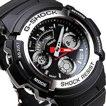 Casio: G Shock Large Analog/Digital 200M WR