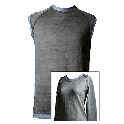 Turtleskin: BladeTect Concealable Cut and Slash Protection Shirt