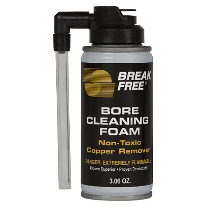 Break-Free: Bore Foam Cleaning