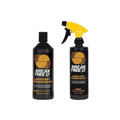 Break-Free: Lubricant/Preservative