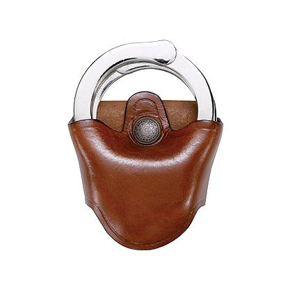 Bianchi 24 Leather Concealment CarryCuff Handcuff Case