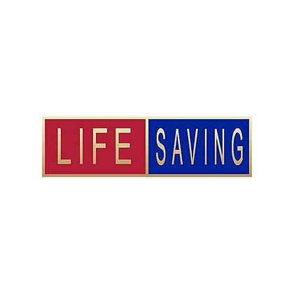 Blackinton: Life Saving Ribbon Commendation Bar