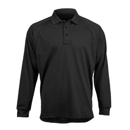 Blauer: B.Cool Perfomance Polo, Long-Sleeve