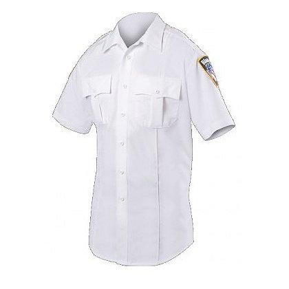 Blauer: Women's CLASSACT® Short Sleeve Zippered Polyester Shirt