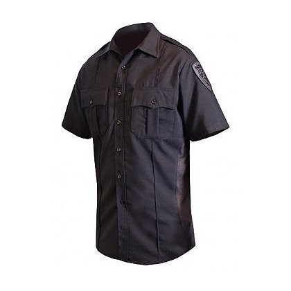 Blauer: Men's Short Sleeve Polyester SuperShirt®