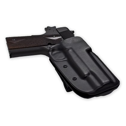 Blade-Tech: Right Hand Black Classic OWB Holster with ASR