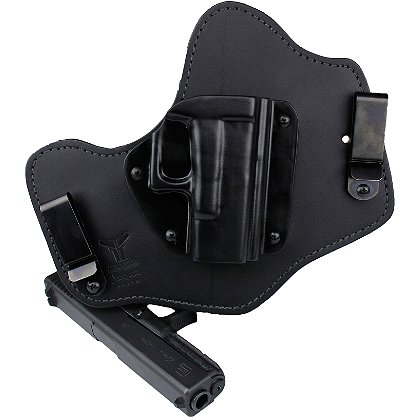 Blade-Tech: Right Hand Black Hybrid Tuckable Holster