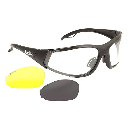 Bolle Rogue Tactical Glasses Kit