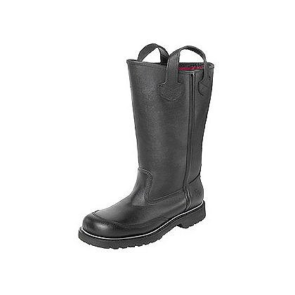Pro Warrington: 5050 Struximity, Leather Proximity and Structural Bunker Boots, NFPA 1971, Berry Compliant