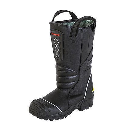 "Pro Warrington: 5555 NightHawk 14"" Structural/Liquid Splash Boots by Honeywell"