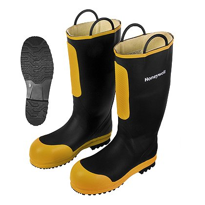 Honeywell: Ranger Series Model 1500 Insulated Rubber Boots, 16