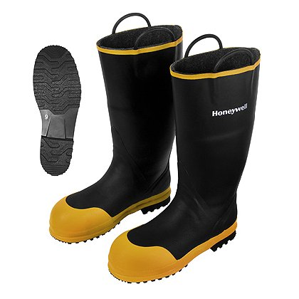 Honeywell Ranger Series Model 1600 Insulated Rubber Boots, 16