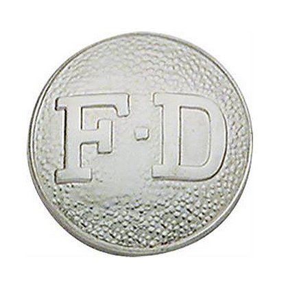 Smith & Warren Small Medallion, F-D