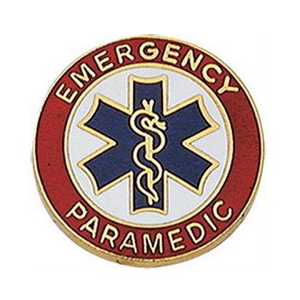 Smith & Warren Emergency Paramedic Collar Insignia