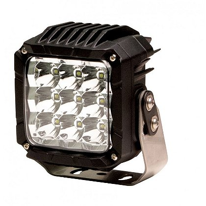 Code 3: 9 LED Worklamp, 12-24v