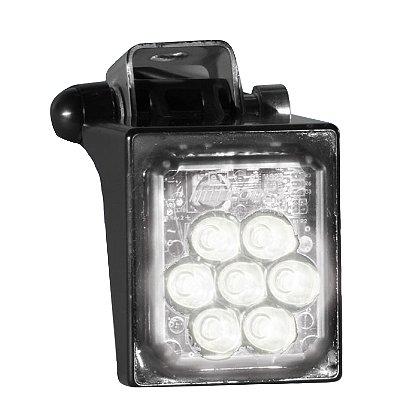 Code 3: Independent LED Steady Burn Light