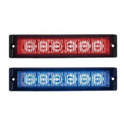 Code 3: XT6 Series, Single 6-LED Split Lighthead, 22 Flash Patterns