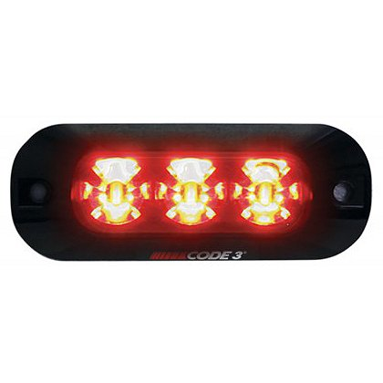 Code 3 XTP3 Single 3 LED Light