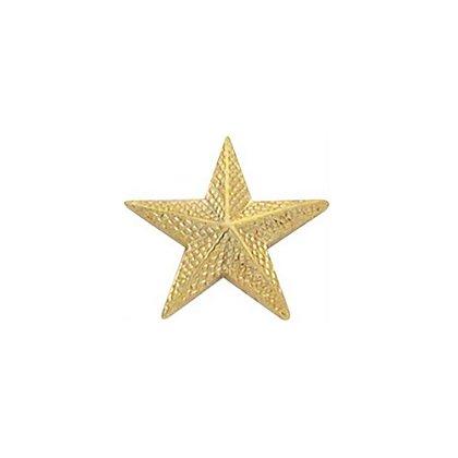 Smith & Warren Textured Collar Stars, .88