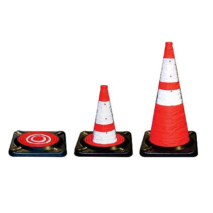 Dicke Tools Collapsible Cone Kit, 28