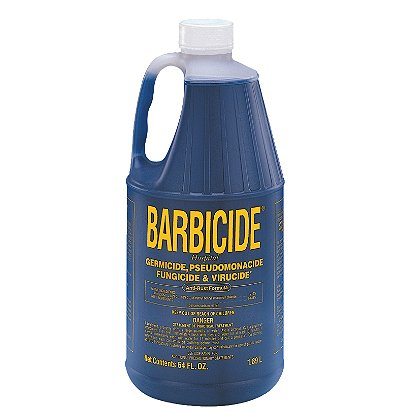 Chief's Choice: Barbicide
