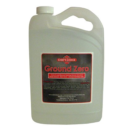Chief's Choice: Ground Zero Smoke Simulant