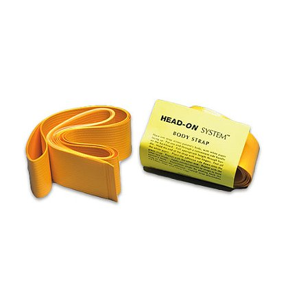Compliance Medical: Disposable 3-Strap Body Strap Adhesive Fastener