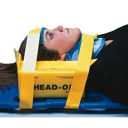 Compliance Medical: Head-On Strap
